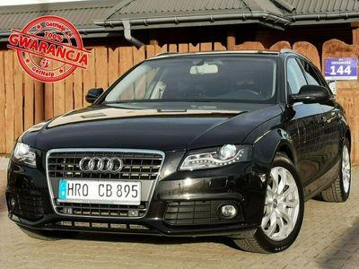 używany Audi A4 2011, Ksenony, Nawigacja, 2x PDC, Full Serwis 200tyś km, Z Niemiec B8 (2007-2015)