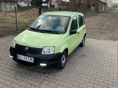 używany Fiat Panda 1.1 benzyna