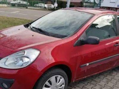 używany Renault Clio III mały przebieg