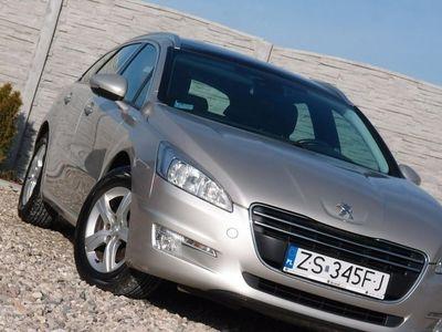 używany Peugeot 508 / 2.0HDi 163KM / Panorama dach / Super Stan / ROK GWARANCJI !!!, Szczecin