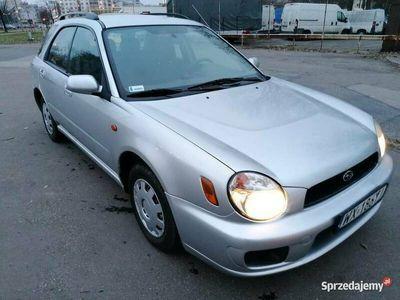 używany Subaru Impreza Kombi