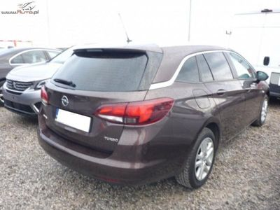 używany Opel Astra Astra 1.4dm3 125KM 2016r. 160 170km1.4 T Enjoy FV 23%, Gwarancja!!