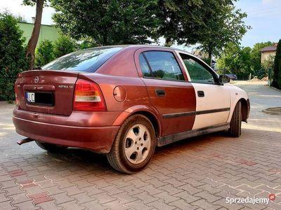 używany Opel Astra 1.6 87km