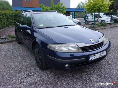 używany Renault Laguna 1,6 benzyna Authetnique 2001r - 4 900zł