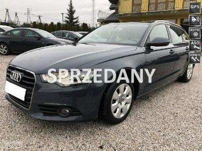 używany Audi A6 2dm 177KM 2014r. 260 000km