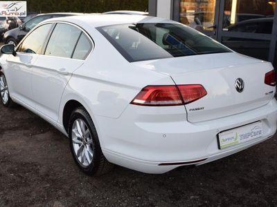 używany VW Passat 1.8dm3 180KM 2016r. 54 400km 1.8 Benzyna_180 KM_Salon Polska_I właściciel_Czujniki parkowania_