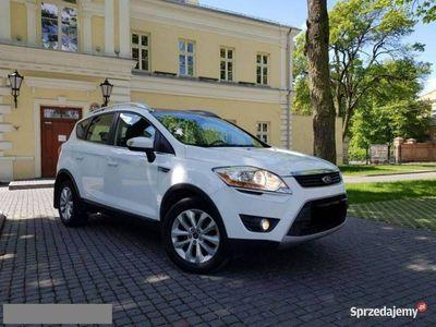 używany Ford Kuga 2.0 Tdci 140Km Titanium Panorama Chrom Pdc Skóry Klima Alufelgi