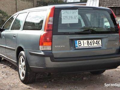 używany Volvo V70 Salon Polska Jeden właściciel od nowości