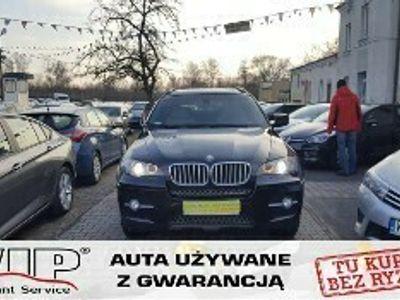 używany BMW X6 E71 35d xDrive