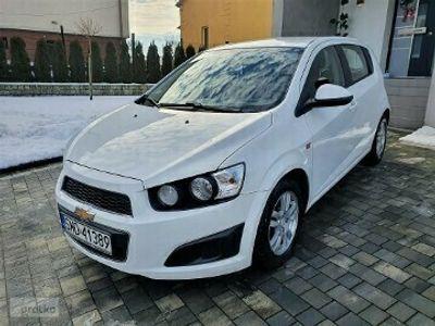 używany Chevrolet Aveo II (T300) 1,4 101KM / Stan Idealny / Klimatyzacja / Tylko 67.534km /