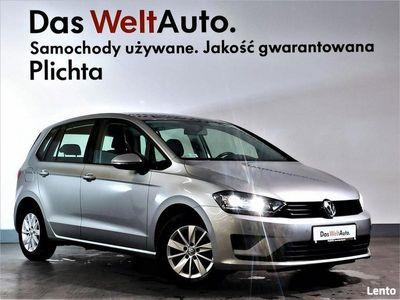 używany VW Golf Sportsvan 1.2dm 110KM 2017r. 32 637km