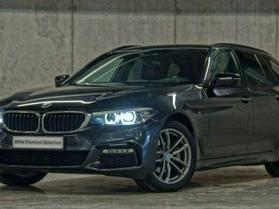 używany BMW 520 2dm 190KM 2017r. 88 510km