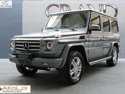 używany Mercedes G350 klasa G G350 CDI Webasto FV23% 3.0CDI Webasto FV23% automatyczna klima.