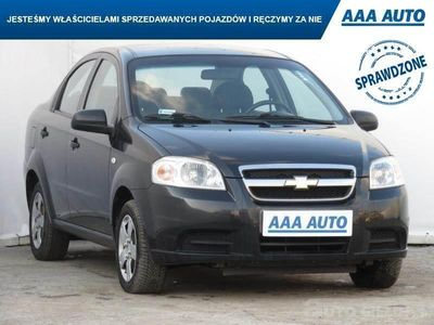 używany Chevrolet Aveo AVEO