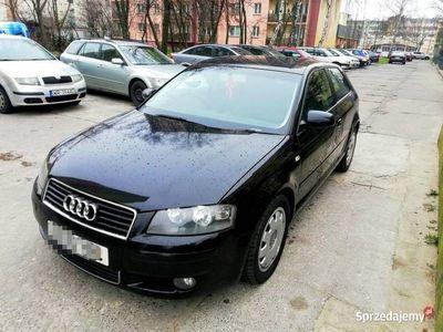 używany Audi A3 8p 1.9 TDI 2005 zamiana
