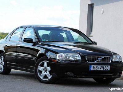 używany Volvo S80 I 2.4 170KM