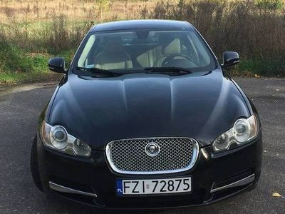 używany Jaguar XF