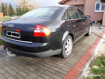używany Audi A6 C5 1,8t 150KM LPG