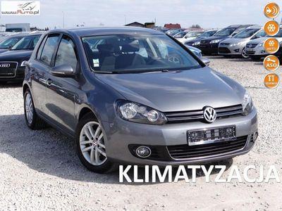 gebraucht VW Golf VI Golf 2dm3 110KM 2009r. 123 623km VW2,0 T.D.I 110 km Klimatronic