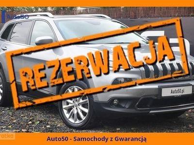 używany Jeep Cherokee V [KL] Limited 4x4 Skóry Automat Salon Polska 170KM