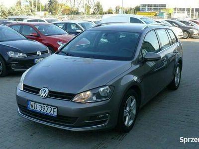 używany VW Golf 2dm 150KM 2015r. 174 993km