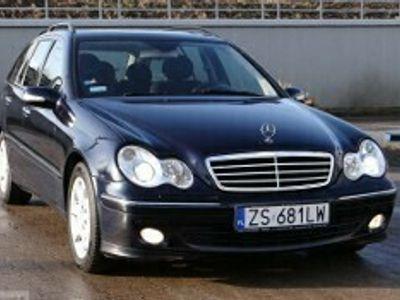 używany Mercedes C230 Klasa C W203T Kompr. Elegance