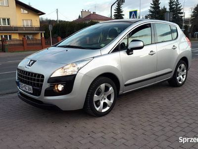 używany Peugeot 3008 1.6 120KM Z NIEMIEC PO PŁATACH