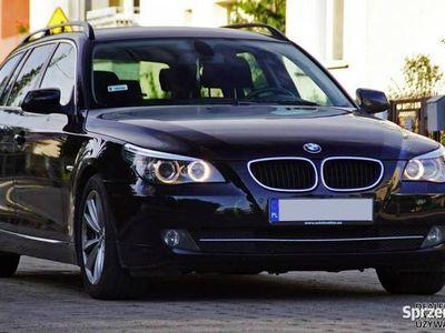 używany BMW 520 LCI Touring NAVI Dynamic LED - Gwarancja Zamiana Raty E60 (2003-2010)