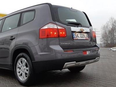 gebraucht Chevrolet Orlando 2.0 D LT+ aut
