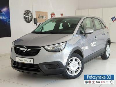 używany Opel Crossland X 1.2dm 83KM 2019r. 7 000km