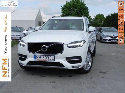 używany Volvo XC90 2dm3 225KM 2015r. 130 671km 2,0 D5 AT 8-biegów AWD(225 KM) Momentum Salon PL Faktura VAT