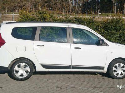 używany Dacia Lodgy Faktura VAT cena brutto
