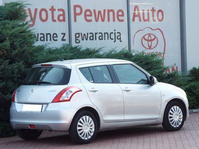 używany Suzuki Swift 1.2 Comfort Plus Benzyna, 2013 r.