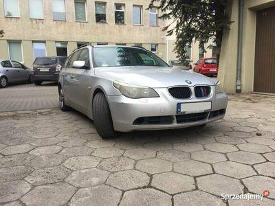 używany BMW 525 seria D 2005r