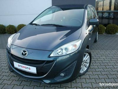 używany Mazda 5 1.6dm 115KM 2011r. 91 120km