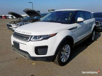 używany Land Rover Range Rover evoque Range Rover Evoque SE 2.0 benz. 237KM 9-bieg. automat 10/2018
