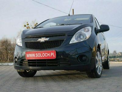 używany Chevrolet Spark 1dm 68KM 2011r. 142 000km