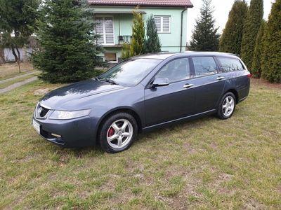 używany Honda Accord model VII, 2.0 benzyna, automat, skóra, kamera cofania, zarejestrowany w PL