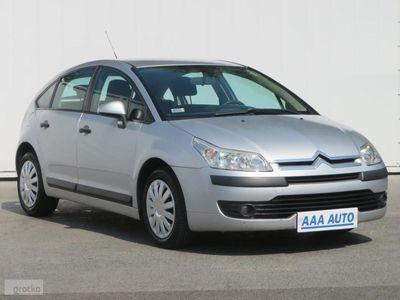 używany Citroën C4 I Salon Polska, Serwis ASO, Klimatronic, El. szyby,