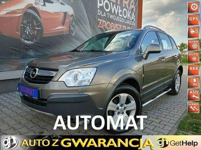 używany Opel Antara Piękna Full Cosmo Automat 4x4 Navi Skóra 2.0Cdti 150PS Niemcy