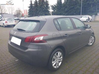 used Peugeot 308 308 1.6dm3 100KM 2017r. 27 971km1.6 BlueHDi Active S&S FV 23%, Gwarancja!!