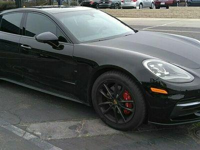 używany Porsche Panamera 4dm 550KM 2019r. 8 038km