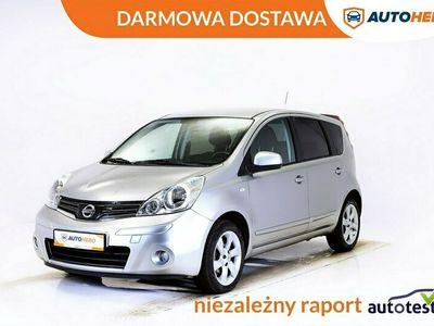 używany Nissan Note DARMOWA DOSTAWA Klima, Navi, Multifunkcja, Serwis ASO I (2005-2013)