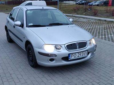 używany Rover 25 2003 r. BENZYNA, Serwis