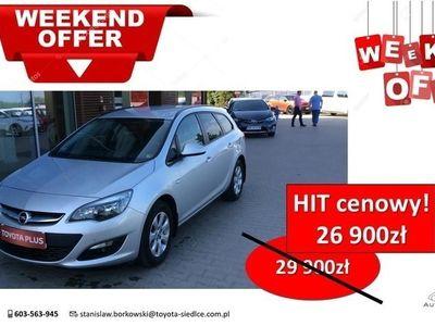 używany Opel Astra IV 1.6 CDTI Enjoy