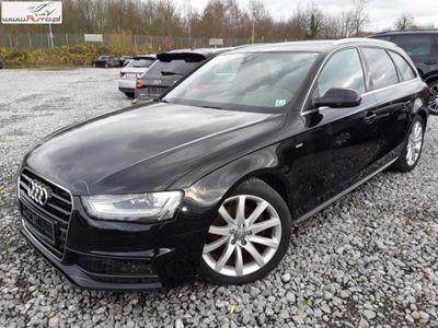 "brugt Audi A4 2.0 Avant 2,0 TDI clean diesel ""Ambition"" FV23%"