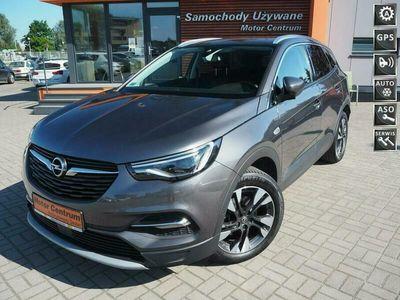 używany Opel Grandland X Grandland X1,2 Elite Automat