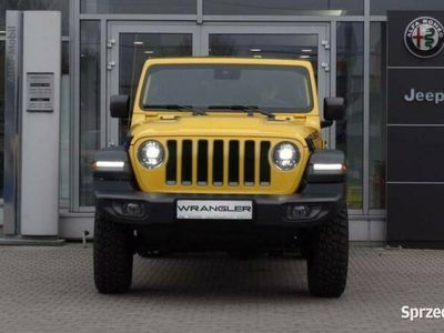 używany Jeep Wrangler Unlimited WranglerRubicon 2021 272 KM HellaYella III (2006-)
