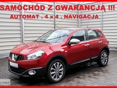używany Nissan Qashqai I 2,0 dCi 150 KM + Automat + 4 x 4 + Navi + SERWIS !!!