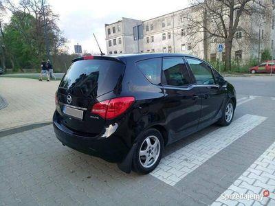 używany Opel Meriva